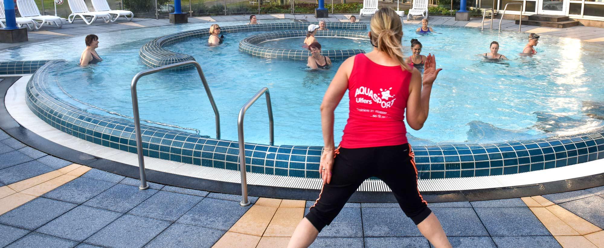 Trainer Ausbilder, Aquasport