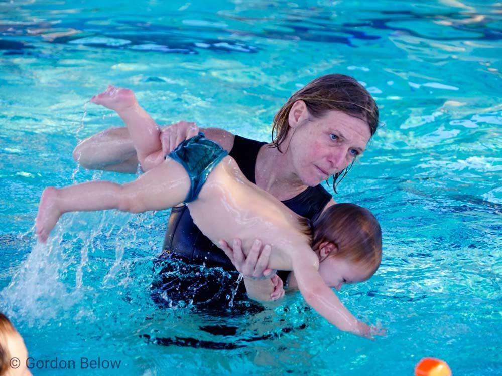 AquaBabys, Babyschwimmen, Training, Inhouse-Schulungen