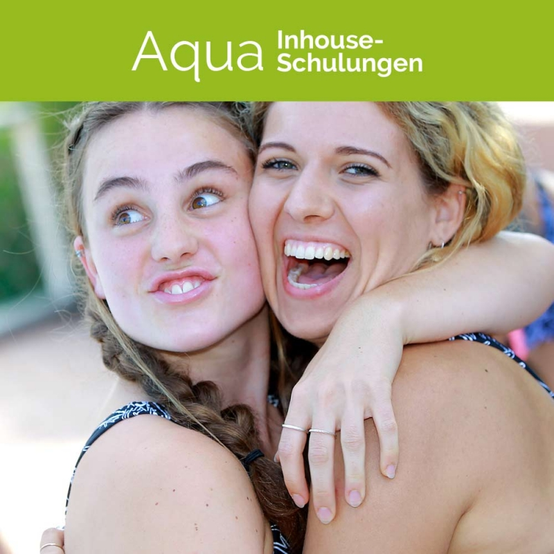AquaAdults, Trainer, Inhouse-Schulungen